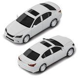 Седан вектора равновеликий высококачественный вектор иллюстрации иконы автомобиля eps10 бесплатная иллюстрация
