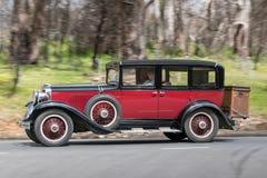 Седан 1929 Graham Paige 621 Стоковые Изображения RF