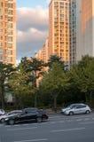 Селитебные здания Стоковое Изображение RF