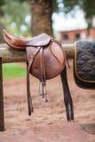 Седловина лошади Стоковая Фотография