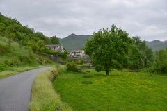 Село в Черногори Стоковые Фото