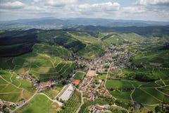 село Германии Стоковое Изображение