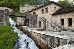село Греции традиционное Стоковые Фото