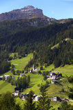 село итальянки типичное Стоковое Фото