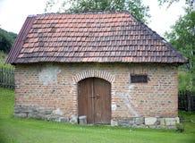 село дома старое Стоковая Фотография