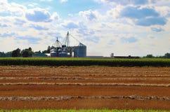 Сельская Америка Стоковое Фото