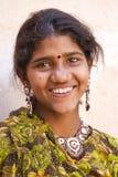 Сельская девушка Стоковое фото RF