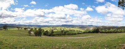 Сельская местность Австралии Стоковая Фотография