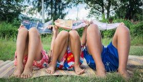 Сельская местность бедности мальчиков Стоковая Фотография RF