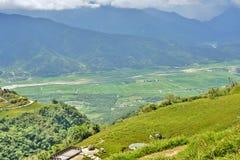 Сельская местность в Hualien стоковая фотография rf