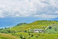 Сельская местность в Hualien стоковые фотографии rf