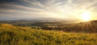 Сельская местность Дорсета Стоковая Фотография RF