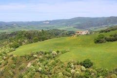 сельская местность Италия сельский umbria Стоковые Фото