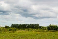 Сельская местность Таиланда Стоковое Фото