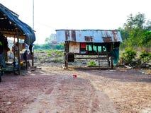Сельская местность Таиланда Стоковые Изображения