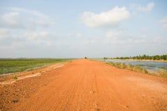 сельская местность Таиланд Стоковое Изображение