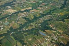Сельская местность Тосканы Стоковая Фотография RF