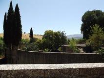 Сельская местность Ronda, Андалусия Стоковые Изображения