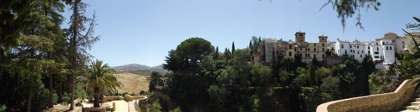 Сельская местность Ronda, Андалусия Стоковые Фото