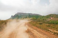 сельская дорога Стоковые Изображения RF