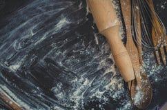 Сельские утвари кухни Стоковая Фотография RF