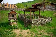 Сельский ландшафт, Тбилиси Georgia Стоковые Фотографии RF