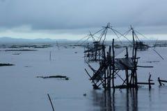 Сельский городок рыб Стоковое фото RF