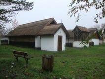 сельский домочадец, сельский дом и сад, сельская идиллия стоковая фотография rf