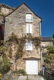 Сельский дом в Франции Стоковое Изображение RF
