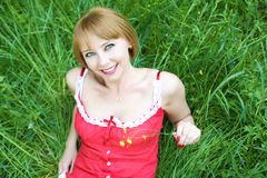 Сельский портрет Стоковые Фотографии RF