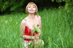 Сельский портрет Стоковая Фотография RF