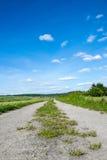 сельский путь Стоковое Фото