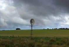 Сельский район в западной Австралии Стоковое Изображение RF