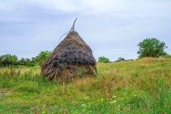 сельское ландшафта румынское Стоковая Фотография