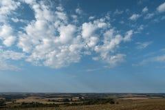 сельское место Стоковые Изображения RF