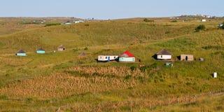 Сельское снабжение жилищем Стоковое Изображение