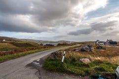 Сельское Шотландия Стоковое Фото