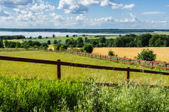 сельскохозяйственне угодье Стоковые Фото