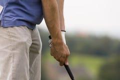 сжатие гольфа Стоковые Фото