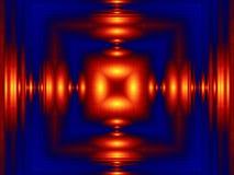 сжатый kaleidoscope Стоковые Фото
