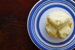 Сиамское пирожное Стоковые Фото