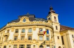 Сибиу, Трансильвания, Румыния Стоковое Изображение