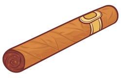 Сигара иллюстрация вектора