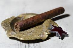 Сигара Стоковая Фотография