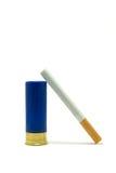 сигарета вредная стоковые изображения