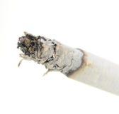 сигарета золы Стоковое Изображение