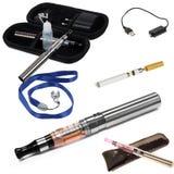 сигарета электронная Стоковые Изображения RF