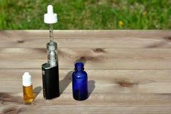 сигарета электронная Стоковое Изображение RF