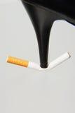 сигарета Стоковое Изображение