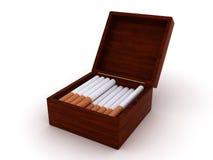 сигареты коробки Стоковые Изображения RF